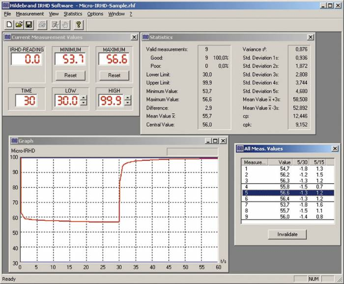 Hildebrand HilMeasure Software